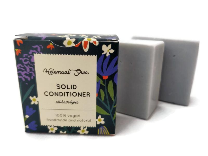 Solid conditioner (alle haartypen) - HelemaalShea