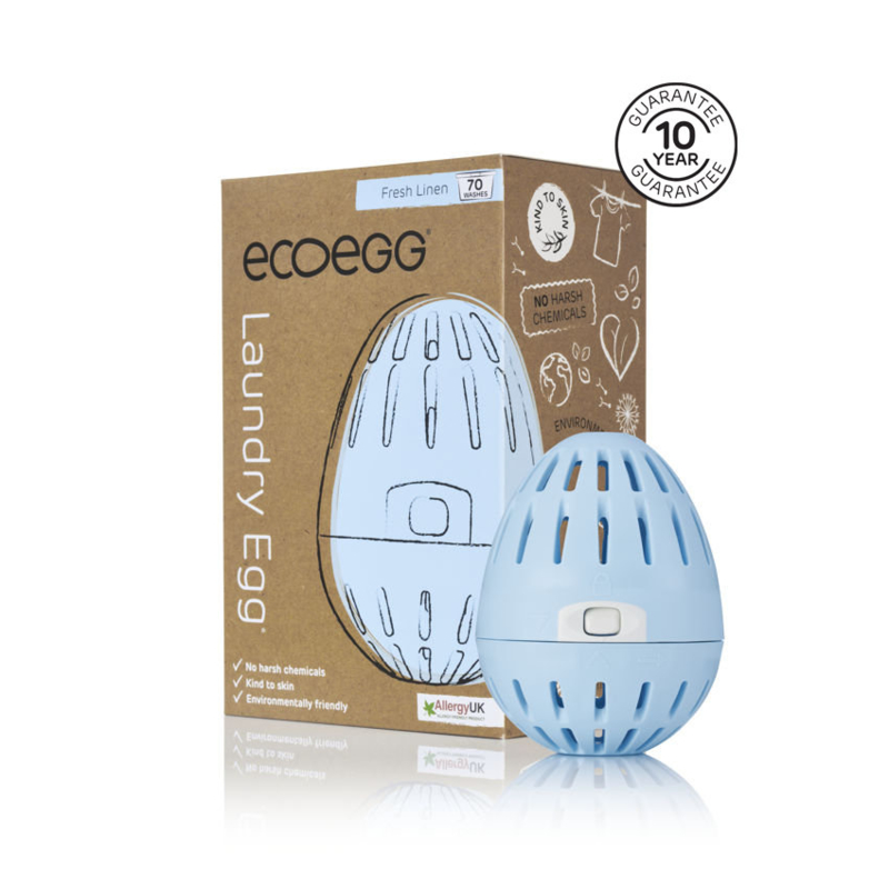 Eco Egg wasbal Fresh Linen - 70 wasbeurten