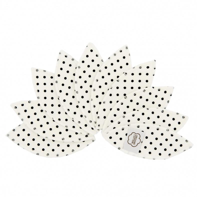 Mini wasbare labia-pads - 10 stuks - ImseVimse