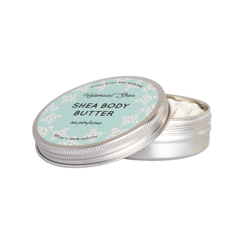 Shea Body Butter 100 ml - HelemaalShea