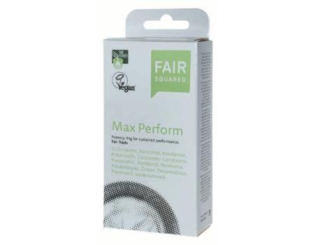 Condooms Max perform 10 stuks - Fair Squared