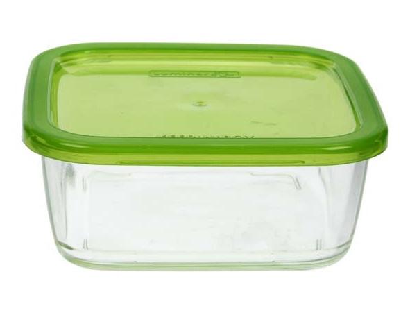 Glazen bewaarbak 760 ml Luminarc