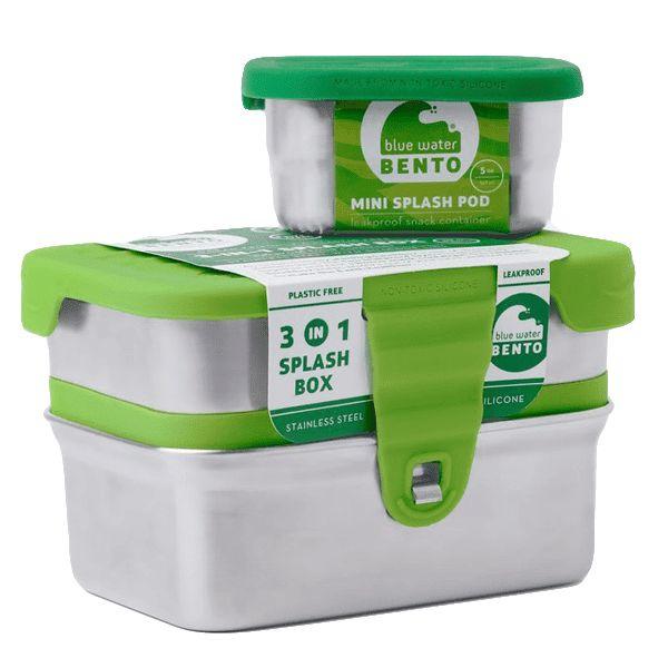ECO 3-in-1 Splash Box - Ecolunchbox