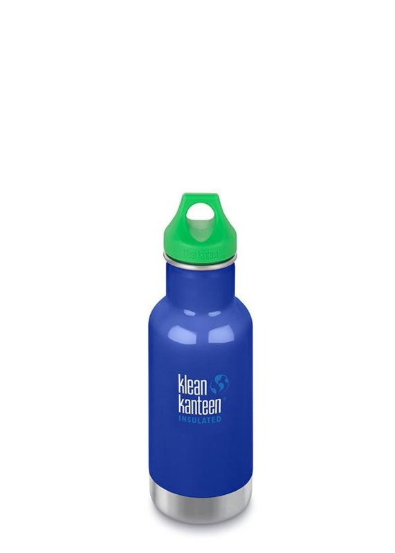 Thermosfles RVS 355 ml donker blauw - Klean Kanteen