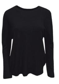 Soft trui zwart