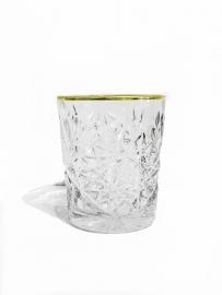 Cocktailglas goud