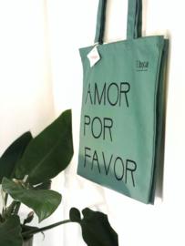 Eco Tote - Amor por Favor