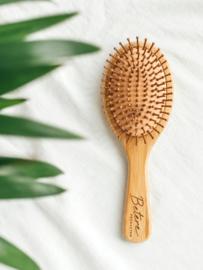 Bamboe haarborstel