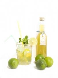 Huisgemaakte limonade