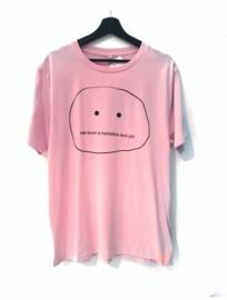 Shirt Leuk roze