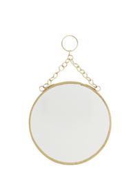 Spiegel cirkel goud
