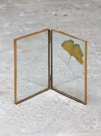 Dubbel floating frame 13x18cm
