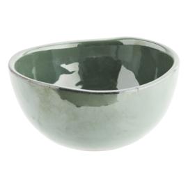 Bowl zeegroen