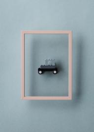Moebe frame A5 - roze
