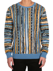 Knit Theodore blauw