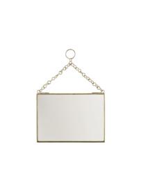 Spiegel rechthoek goud
