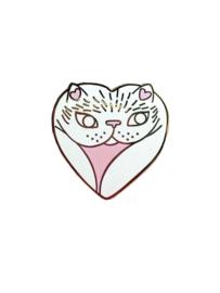 The Vulva Gallery pin