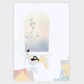 Sunset - Art Print
