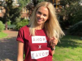 Amor por Favor shirt - unisex