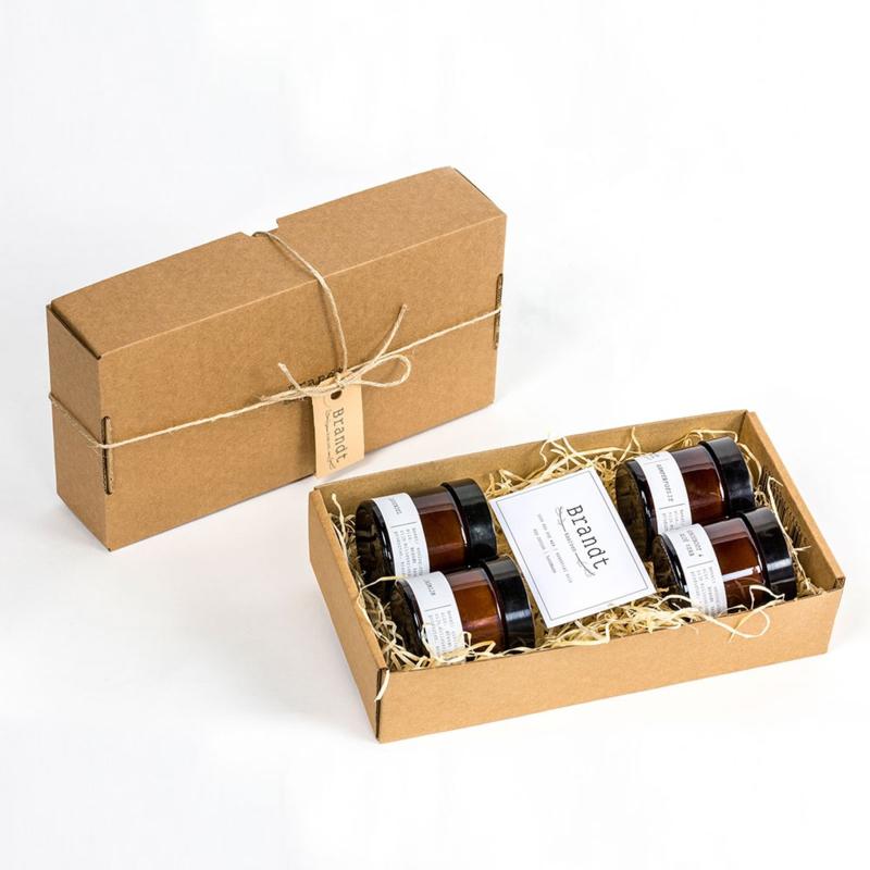 Geurkaars gift set