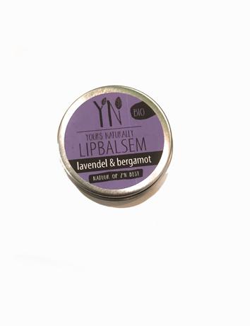 Bio lipbalm - lavendel bergamot
