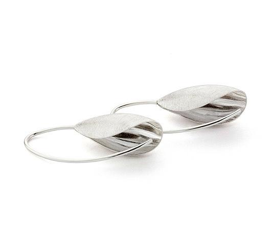 kaurie oorhanger zilver