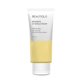 Botanical UV Shield Cream