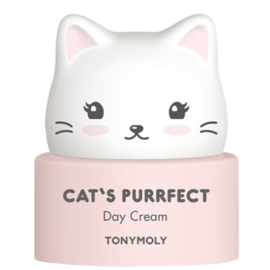 TONYMOLY - Cat's Purrfect Day Cream