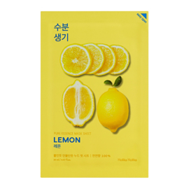Pure Essence Mask Sheet - Lemon