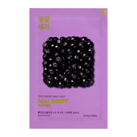 Pure Essence Mask Sheet - Acai Berry