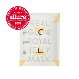 Real Glow Royal Jelly Mask
