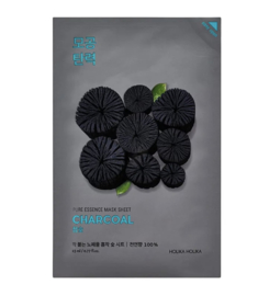 Näomask Pure Essence Mask Sheet - Charcoal