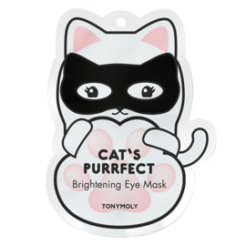 Cat's Purrfect Eye Patches