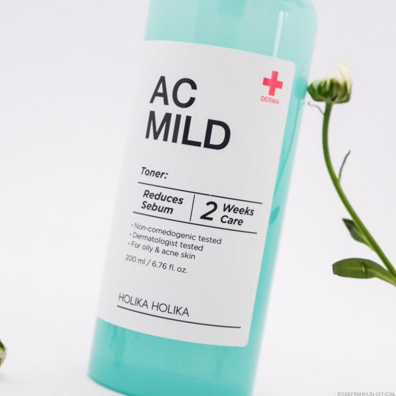 AC Mild Clear Toner