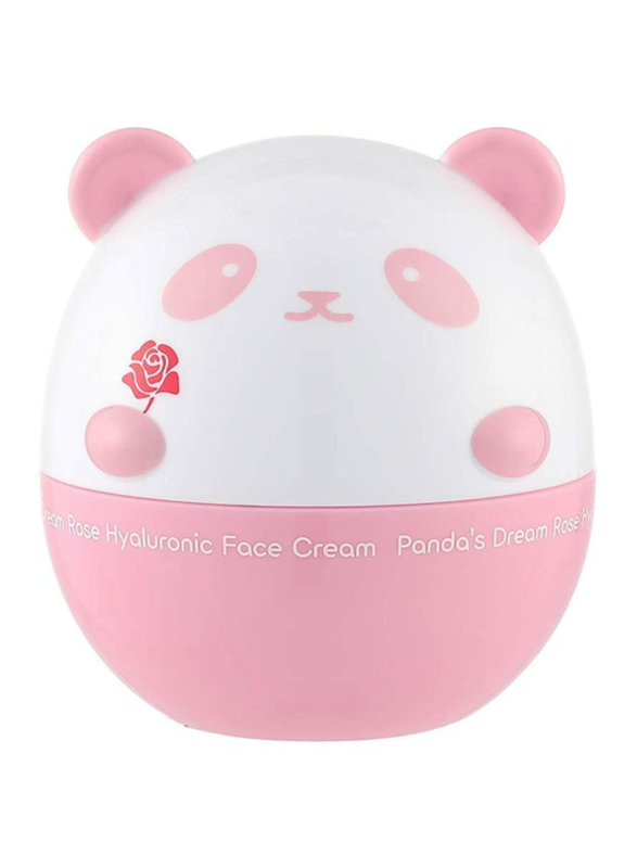 Rose Panda Hyaluronic Face Cream