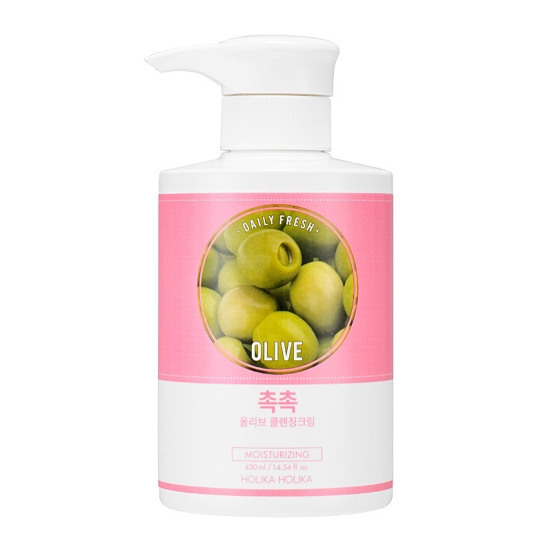 Daily Fresh Olive Cleansing Cream