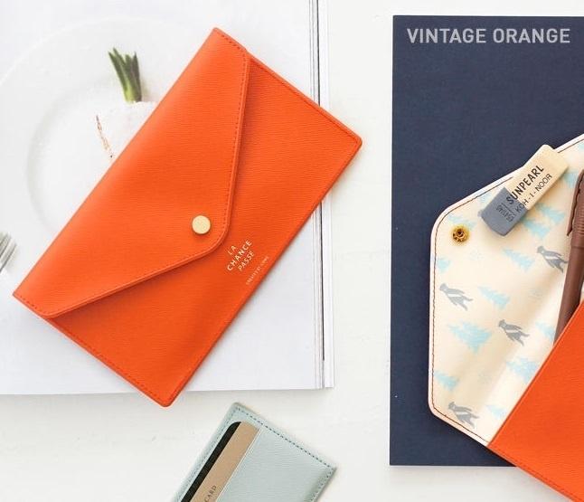 Vintage Orange