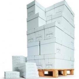 White Label Papier A4 pallet ( 200 pakken à  500 vel)