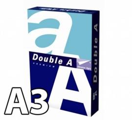 Double A paper A3 80 grams pallet ( 100 pakken à 500 vellen)