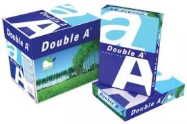 Double A paper A4 80 grams, pallet ( 200 pakken à 500 vellen)