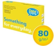 Datacopy papier / A4 80 grams (pallet 200 pak à 500 vel)