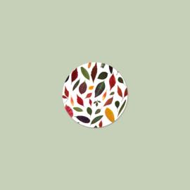 Sluitzegel Herfstbladeren (15 stuks)