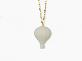 Ketting Witte Ballon 3Dprinting