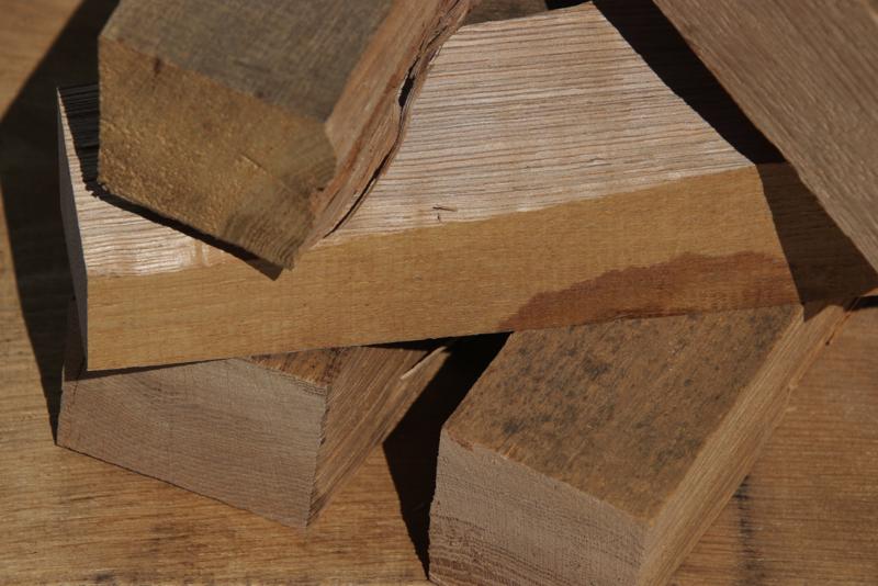 Smokerhout eiken Ca. 15 kilo