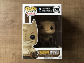 Scarecrow Impopster - DC Super Heroes