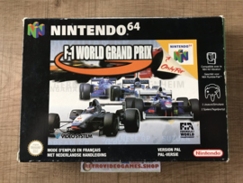 F1 World Grand Prix - NFAH - CIB