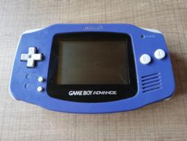 Gameboy Advance Console Indigo - Nieuwe Lens