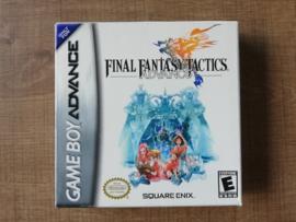 Final Fantasy Tactics Advance - USA - CIB