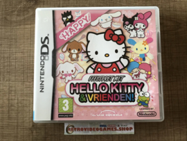 Feestpret met Hello Kitty & Vrienden - HOL - CIB