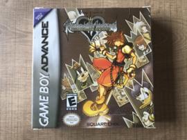 Kingdom Hearts: Chain of Memories - USA - CIB